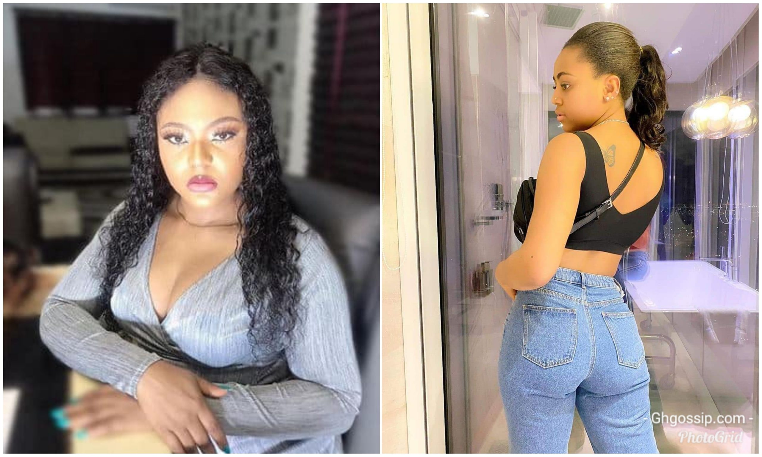 Image result for 'I Don't Want To End Up Marrying Old Man Like Regina Daniels' – Actress Princess Nnenna Orji Cries Out