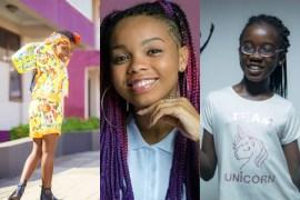 Black girls stunning the whole world