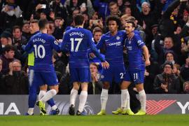 UEFA halves Chelsea transfer ban