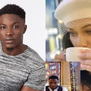 2017 BBNaija Star Bassey Secretly Marries His Girlfriend In The US