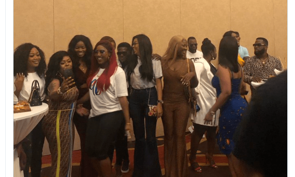 Celebrities who went to meet Cardi B but were shunned