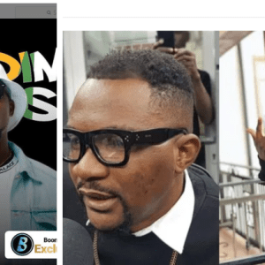 'Too Much Weed' – Strongman Descends on Mr. Logic For Saying His Verse On #RiddimOfTheGods Is Weak And That Of Teephlow Is Dope
