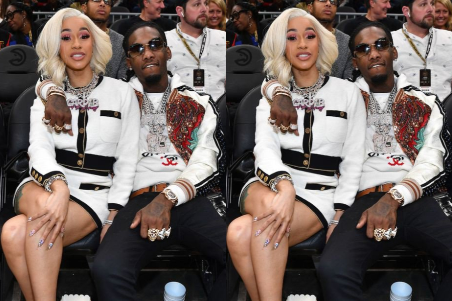 Cardi B seeks help in choosing new Nigerian name