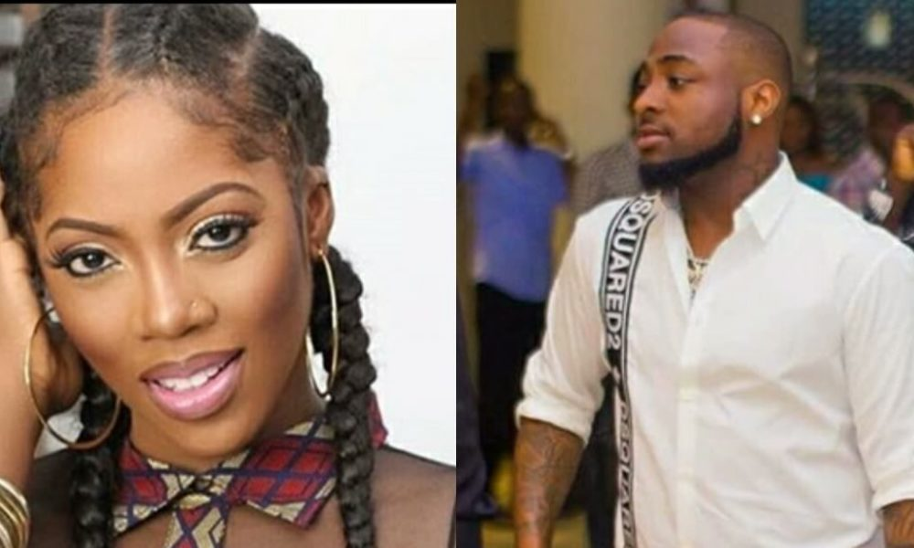 See Tiwa Savage's Reaction After Davido's Baby Mama Chioma, Tested Positive To COVID-19