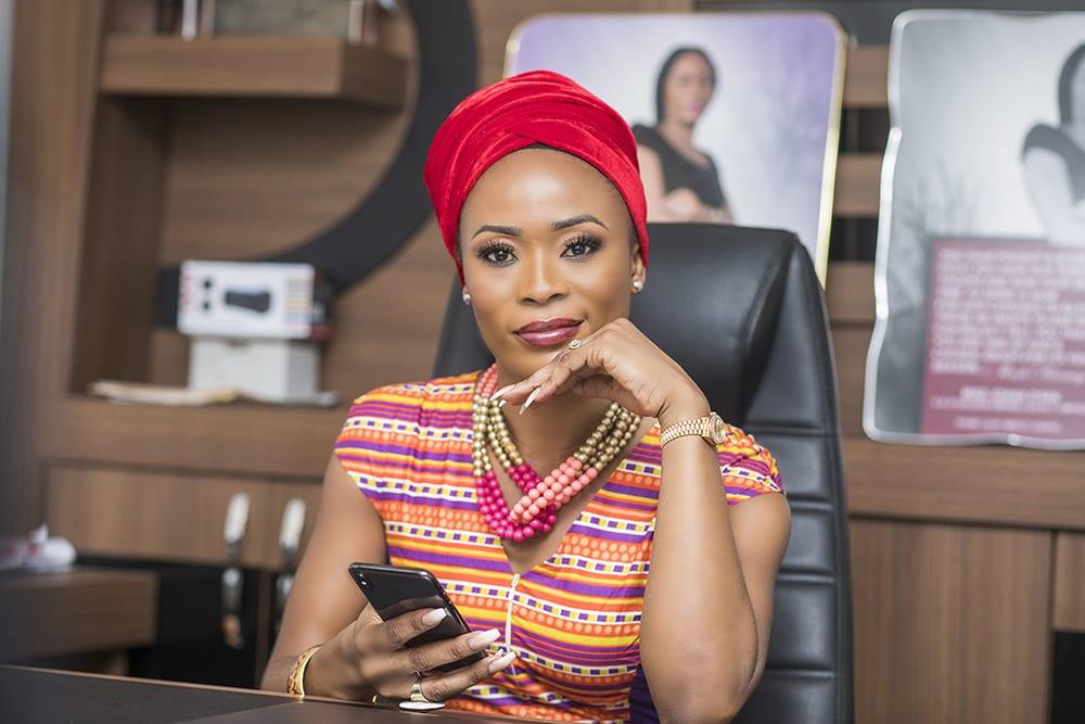 Meet Ghanas Richest Woman-Joana Gyan