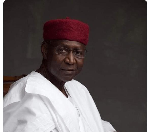 Nigerian President, Muhammadu Buhari's Chief of Staff, Abba Kyari ...