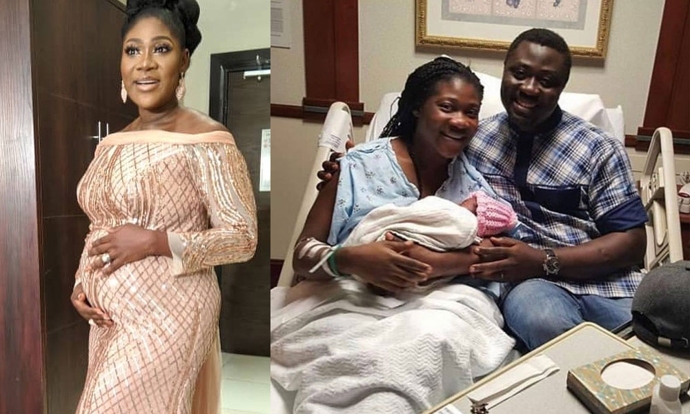 Actress Mercy Johnson And Husband Welcomes Baby Number 4 In U.S ...