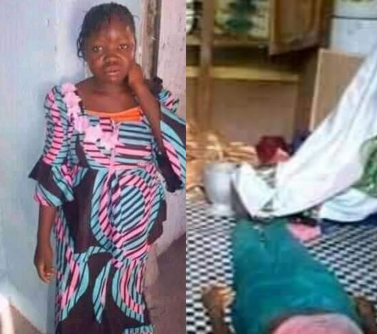 married wife stabs her husband to death