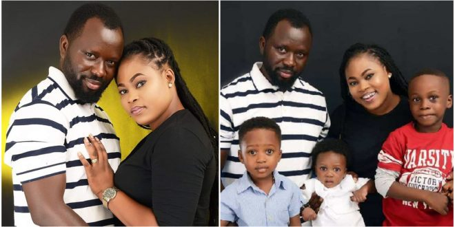 HOT GOSSIP: Alleged Fight Breaks As Joyce Blessing Forces To Pick Her Kids From Husband