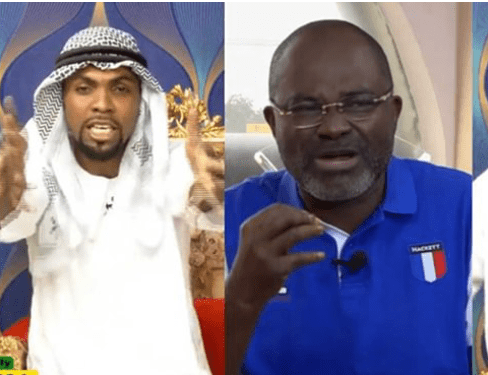 Dont Try Your Foolishness On Me -Rev Obofour Dares Kennedy Agyapong