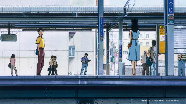 Les plus belles images des films du studio Ghibli à télécharger gratuitement