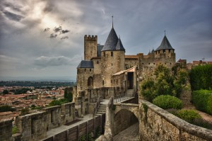 castelul carcassonne