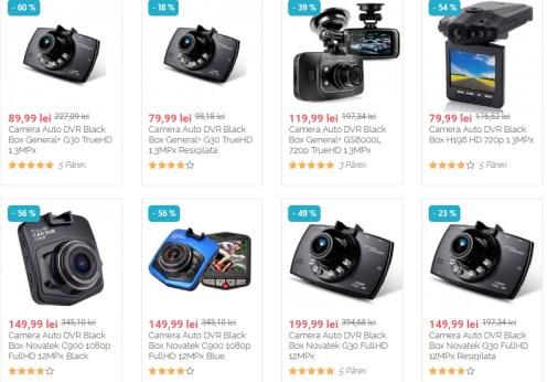 Ghid-ul cumparatorului de camera video auto