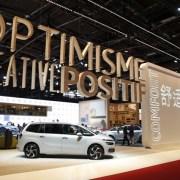 Salonul Auto Mondial de la Paris 2018