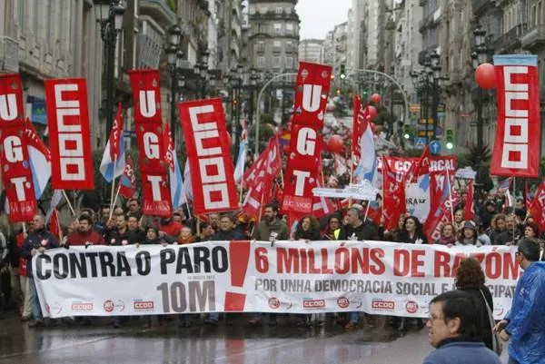 Fresh protests against austerity policies in Spain