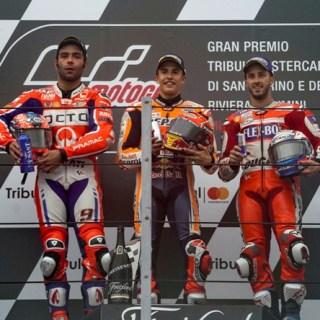 Podio-MotoGP-Misano-2017