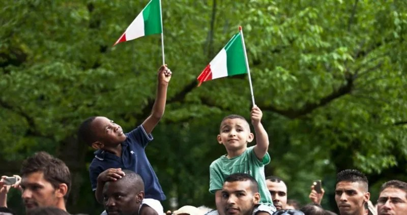 Bambini nati in Italia, ma non italiani. (fonte immagine: possibile.com)