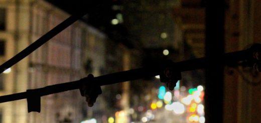Midnight city (Milano, © Sergio Basilio   Ghigliottina)