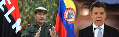 Colombia-ELN: continua il braccio di ferro.