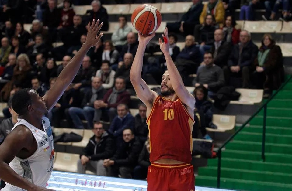 Virtus Roma ko a Siena nell'ultimo match del 2017.