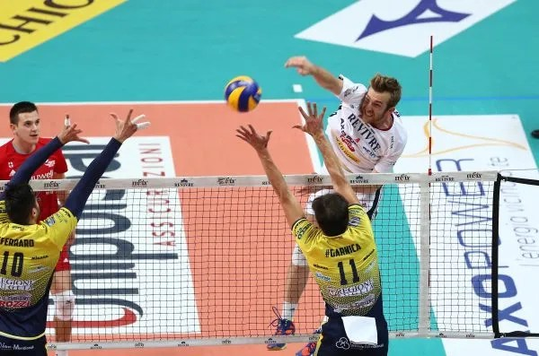 Milano batte Castellana Grotte e risale la classifica di SuperLega