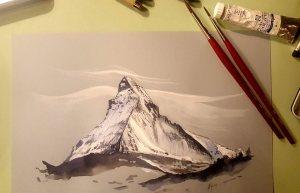 stefano scifoni montagne e arte si amano