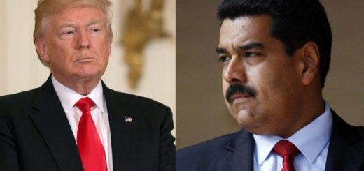 Venezuela, Trump, Maduro