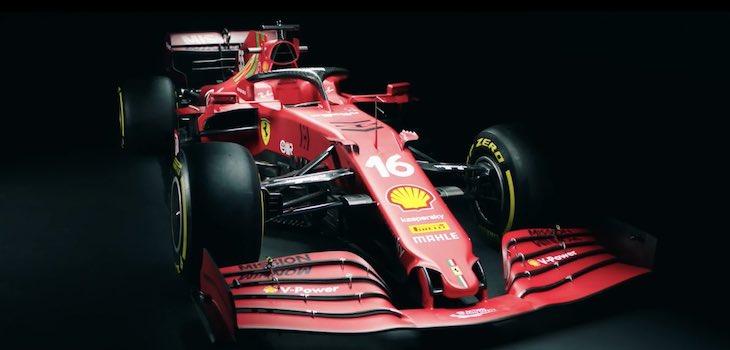 ferrari sf21 2021 formula 1