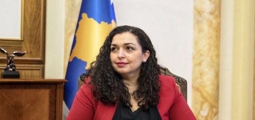 kosovo Vjosa Osmani
