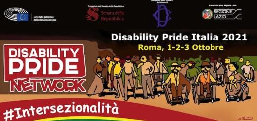 Disabili Pride 2021 cover