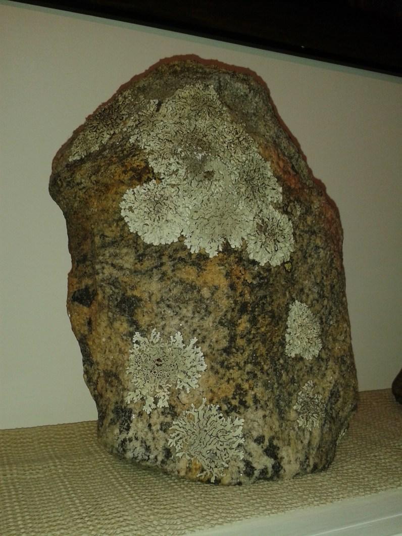 Revisiting the original granite rock