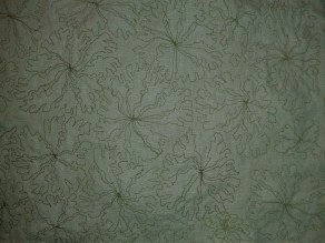 A quilted composition
