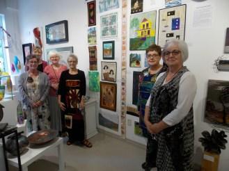 In the Spotlight at the Jordan Art Gallery, September 8
