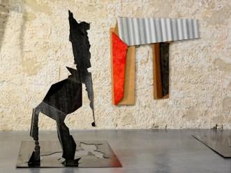 Ghisaline Vappereau - Exposition Soissons -novembre 2010