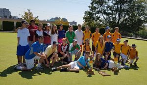 2016 Canadian Junior Nationals Competitors