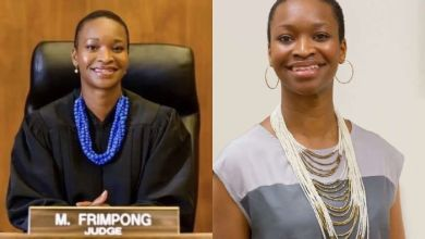 Young Ghanaian Lady Maame Ewusi-Mensah Trends After Being Appointed As A Judge In The U.S By Joe Biden