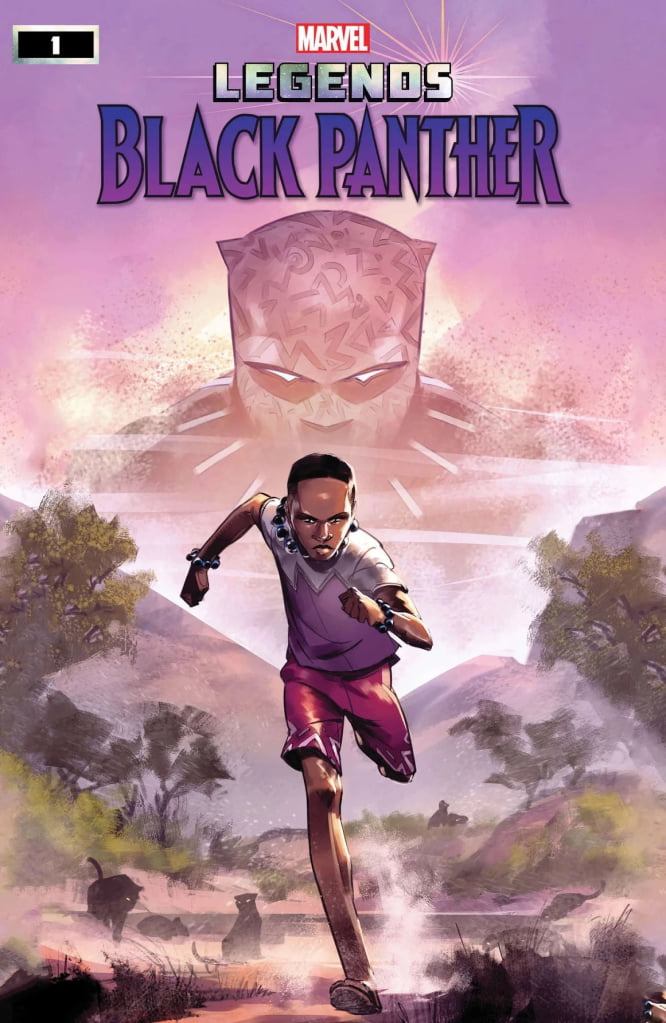 A Ghanaian Illustrator Is Selected By Marvel To Work On Black Panther Comic a