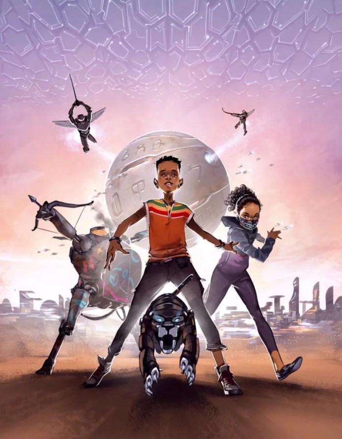 A Ghanaian Illustrator Is Selected By Marvel To Work On Black Panther Comicaaaaaaaaaaaa