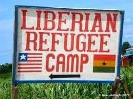 Liberia Camp buduburam