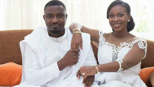 John Dumelo and wife Gifty Esabod Global News Realpage 640x360 1