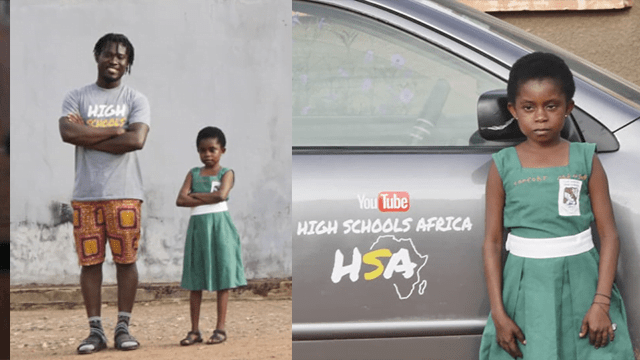The Smallest And Smartest Wassce Student In Africa