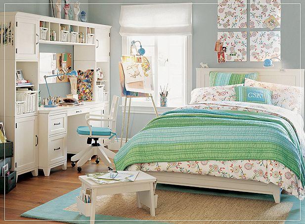 10 Beautiful Young Girl & Teen Bedroom Designs - Bedroom ... on Teen Rooms Girl  id=76326