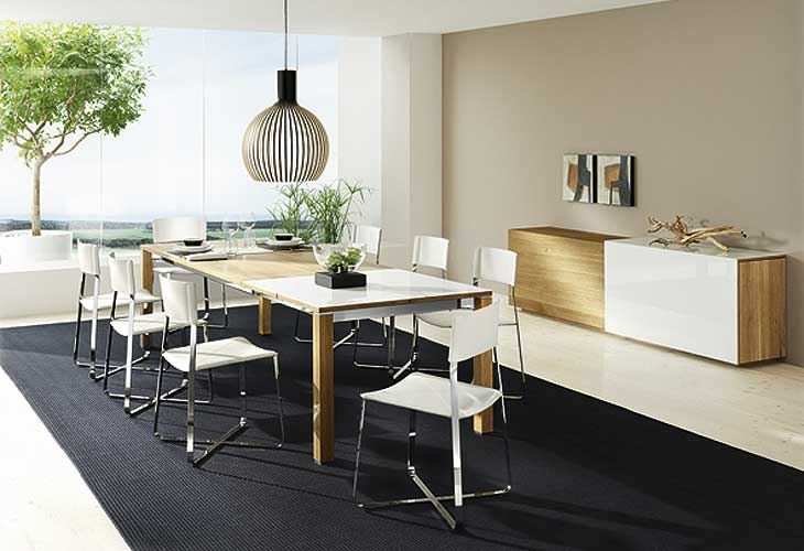 Contemporay Dining Room Furniture   Dining Room Design Ideas     PrevNext  1  2  PrevNext  Contemporary dining room and furniture