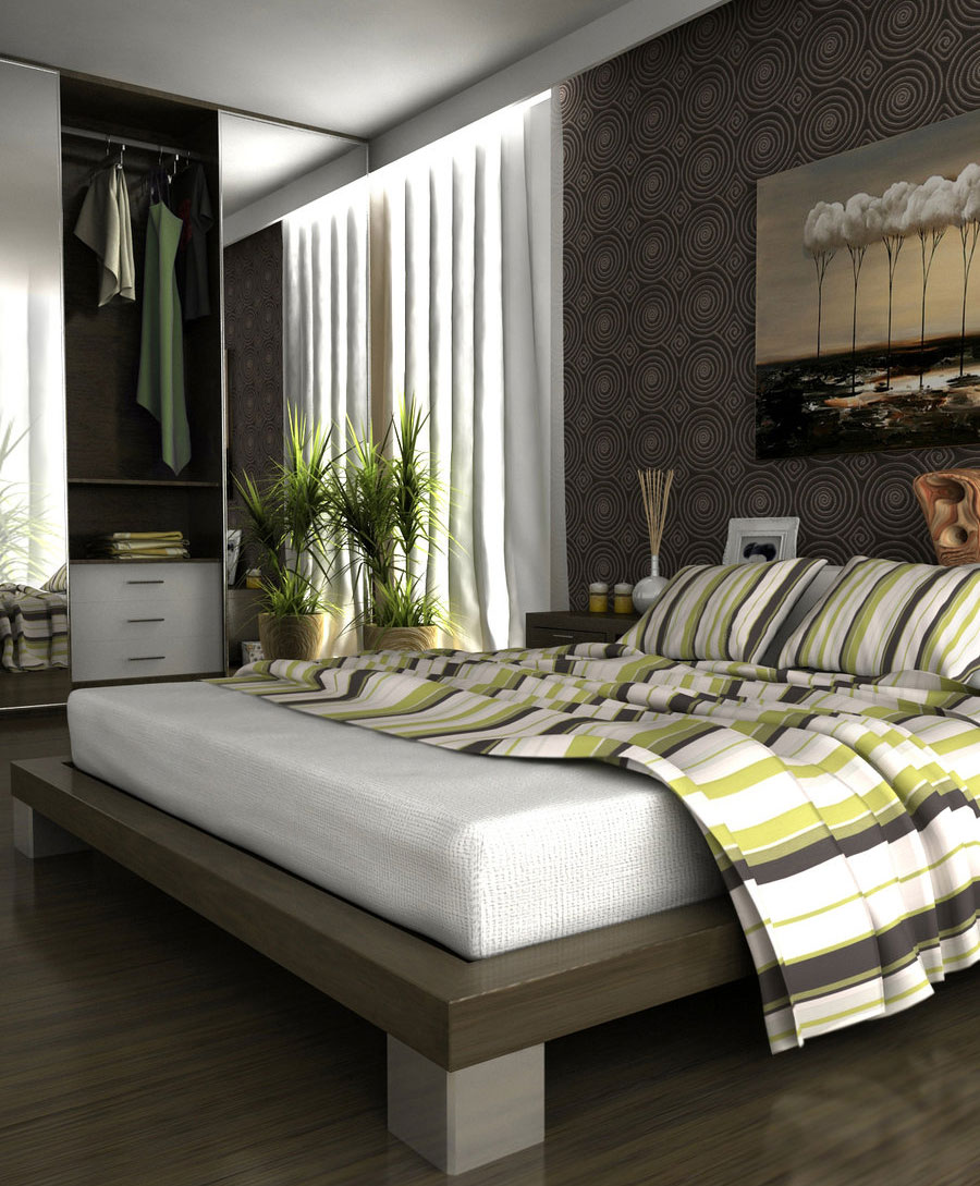 Modern Gray Interior Design Inspirations - Interior Design ...