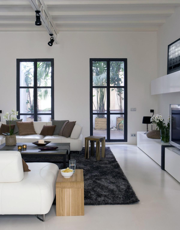 Minimalist Living Room Apartment Ideas - Interior Design Ideas on Minimalist Living Room  id=28782