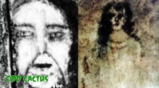 西班牙這出名鬼屋一直不斷出現人靈異人臉,是亡靈還是騙局?
