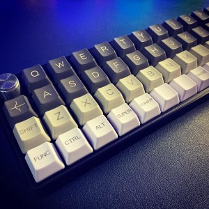 3D Printed, Hand Wired 40% Keyboard
