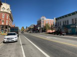 Main Street in Leadville, Colorado.