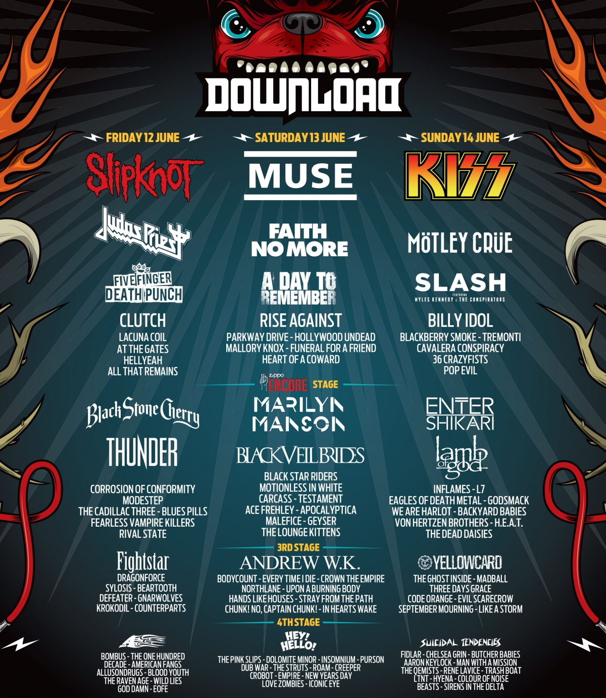 Download Festival 2015 | Ghost Cult Magazine
