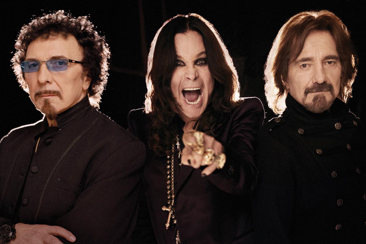 Ozzy Osbourne And Black Sabbath Tour Dates
